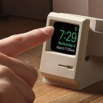 Awesome Accessory Turn Your Apple Watch Into A Cute Macintosh 128K