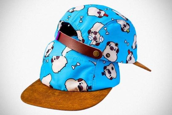 5 Panels Snapback Hats by Snappies Hats