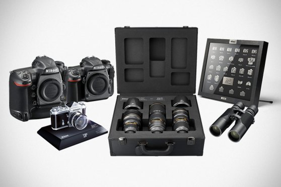 Nikon 100th Anniversary Commemorative Models And Goods