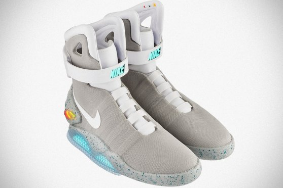 Back to the Future Nike Air Mags Sold For $52,500