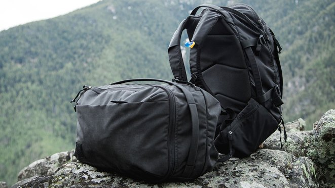 EVERGOODS CPL24 and MPL30 Crossover Backpacks