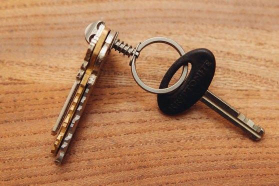 Keyanchor Small EDC Multi-tool and Key Organizer
