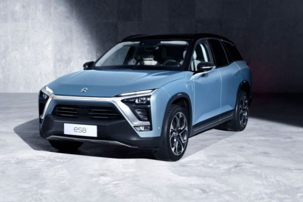 China's NIO Takes On Tesla With Electric SUV That Costs ...