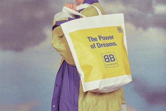 Supermarket Shopper L Bag by Balenciaga