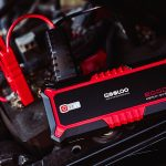 This Is Gooloo G2000, It Can Jump Start A Car From Within The Car