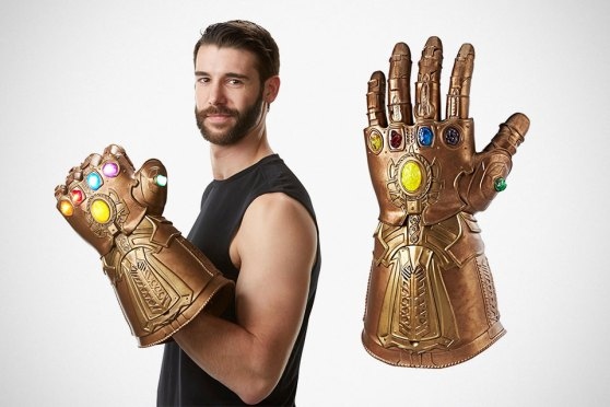Hasbro's Articulated Infinity Gauntlet Is Wearable And Not A Bank