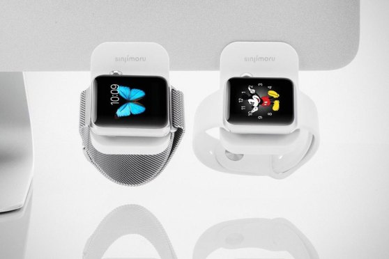 Sinjimoru Apple Watch Charging Dock