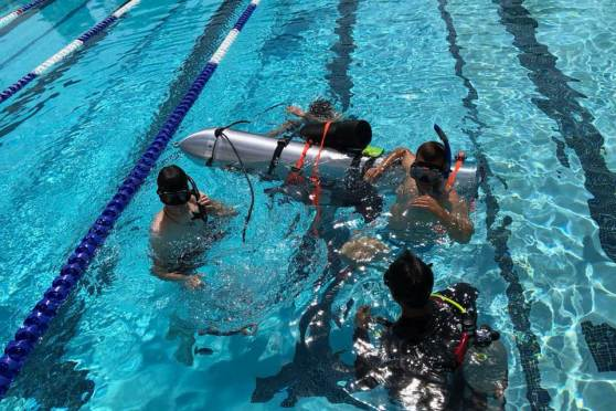 Elon Musk's Submarine To Save Thai Kids