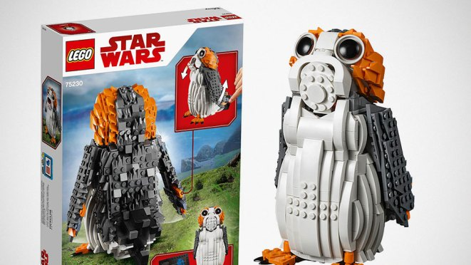 Purported LEGO Star Wars Porg UCS Set Surfaced On A Ukrainian Online