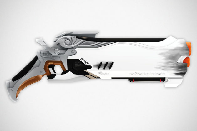 Hasbro Wants To Sell You An Overwatch NERF Blaster In