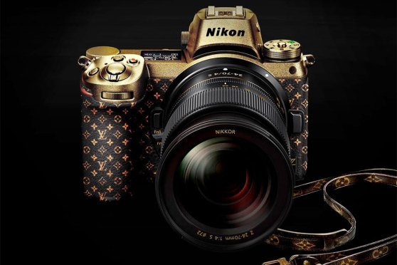 Nikon Z7 Louis Vuitton Edition