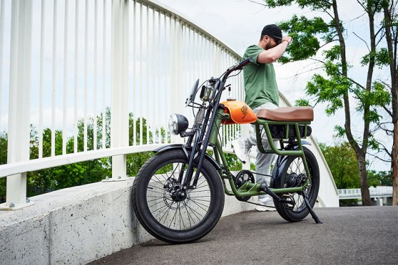 Xmera Pedal Electric Bicycle