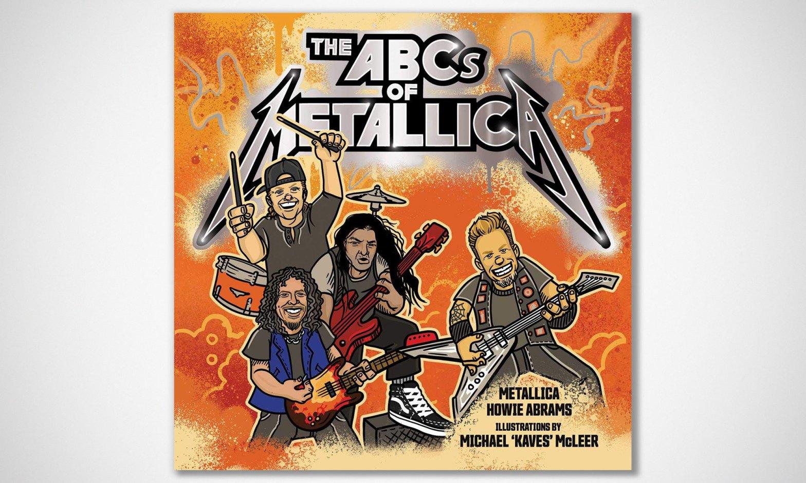 The ABCs of Metallica Children Book