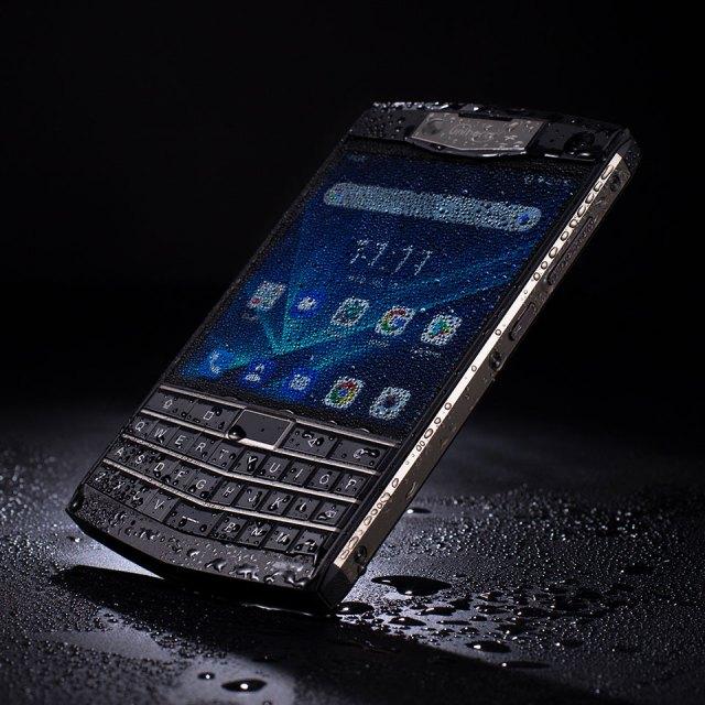 Unihertz Rugged QWERTY Smartphone