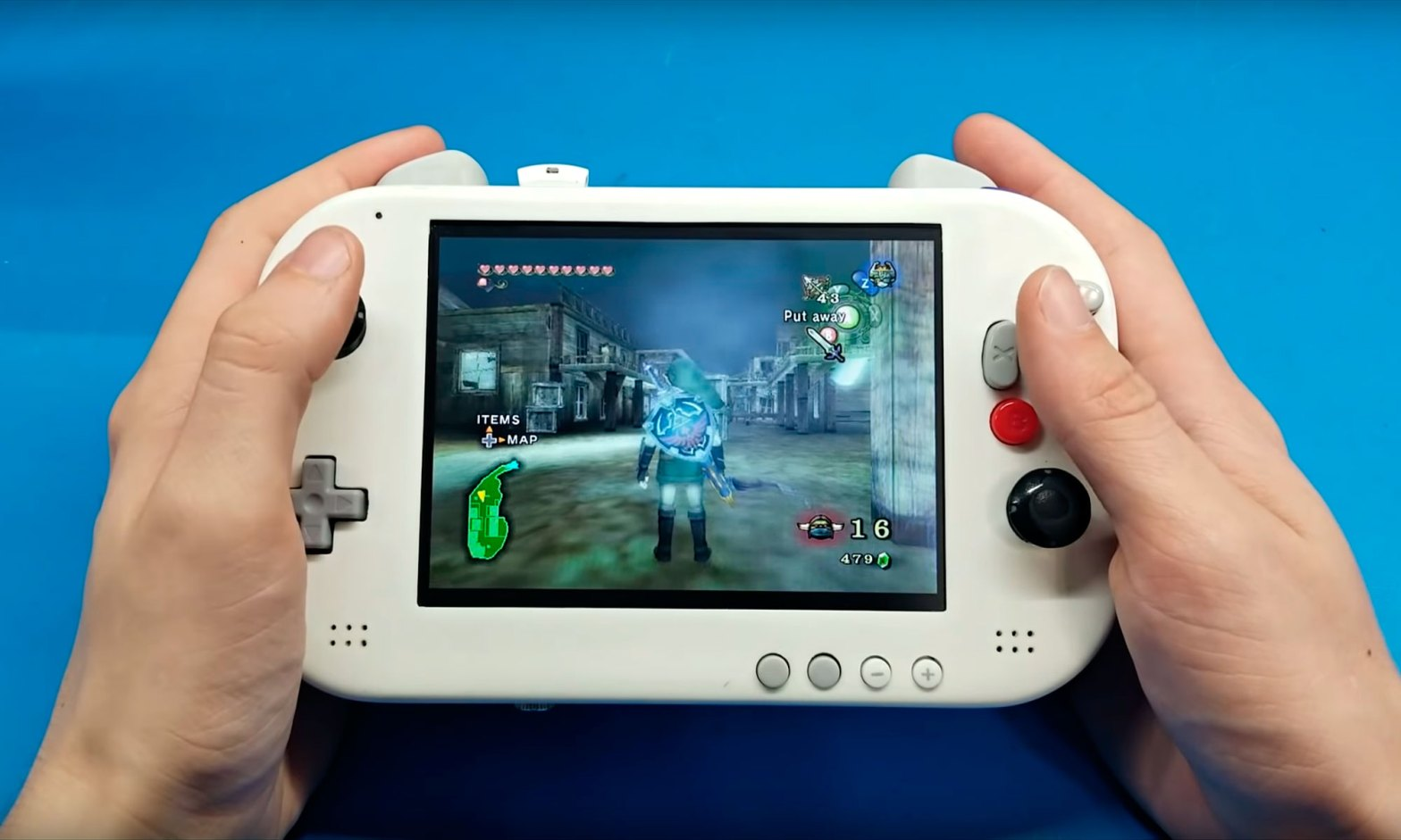 WiiVision Wii Portable Gaming Device