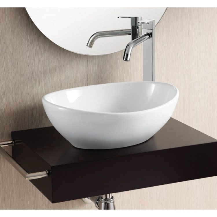 vessel sinks & above the counter sinks - thebathoutlet