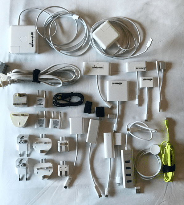 Instructor Kit 01 Power and Adapters