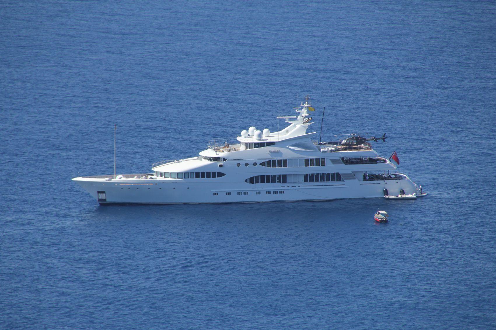 Samar Yacht Devonport SuperYacht Times