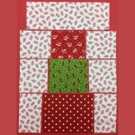 Quilted Christmas Mug Rug Pattern Free Tutorial