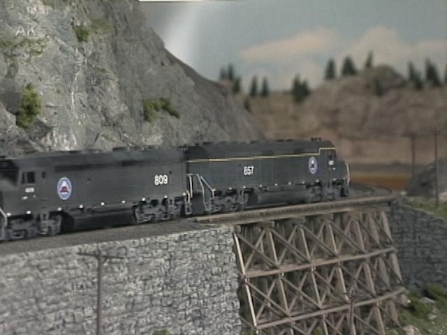 Touring Granite Mountain Railway | Model Railroad Academy on Granite Models  id=82440