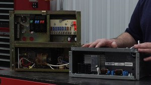 Differences Between Old and New RV Distribution Panel Models