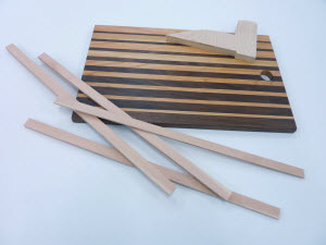 Rip Thin Strips Of Wood Safely