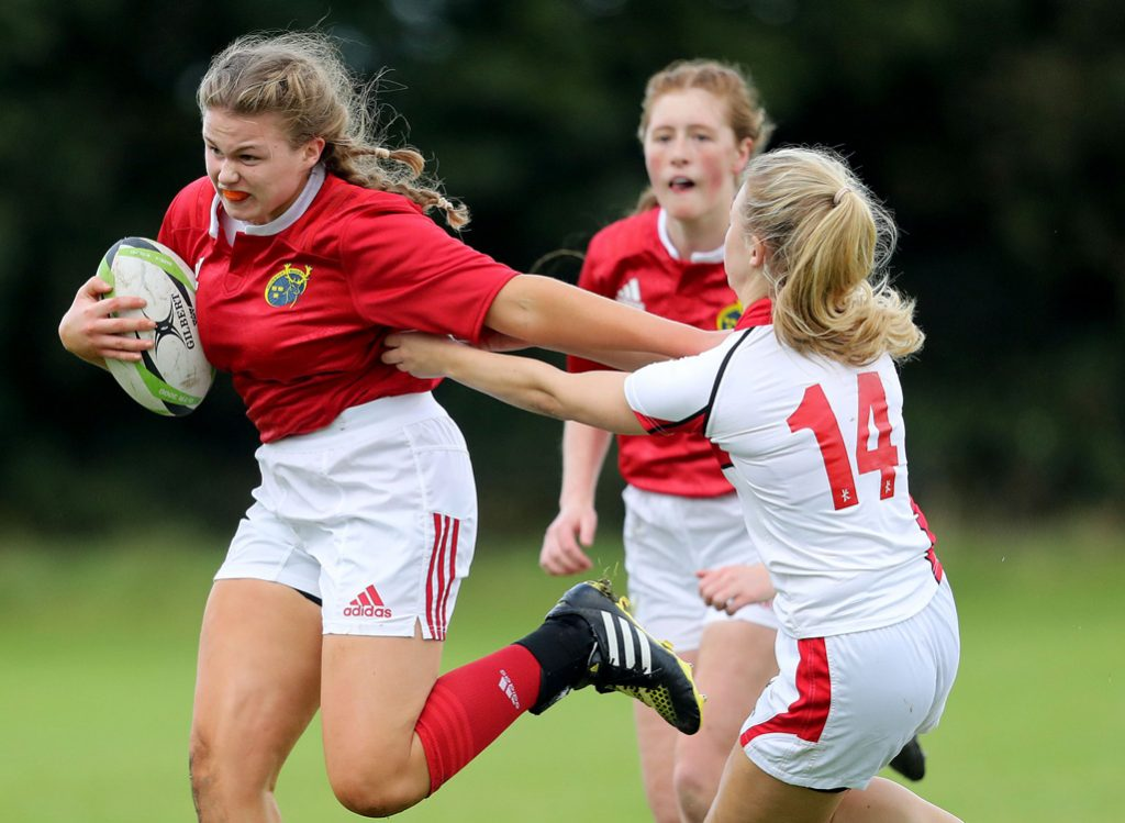 Munster Domestic Rugby Women