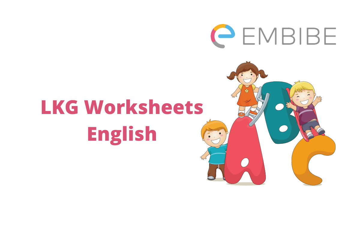 Lkg English Worksheets Download Free Printable English