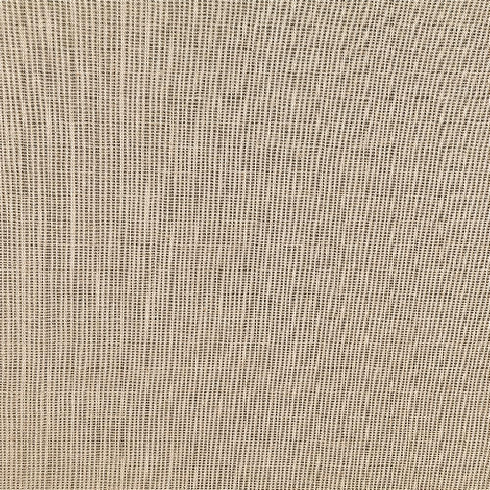 Cotton Broadcloth Tea Stain Discount Designer Fabric