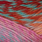 Red Heart Boutique Treasure Yarn (1918) Abstract