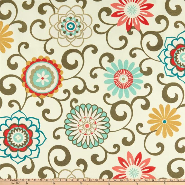Coordinating Home Decor Fabric Collections