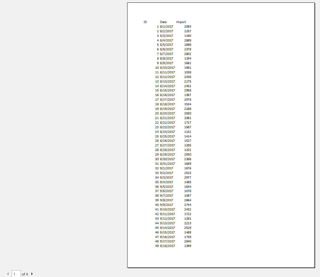 How To Set Print Area To Last Row In Excel
