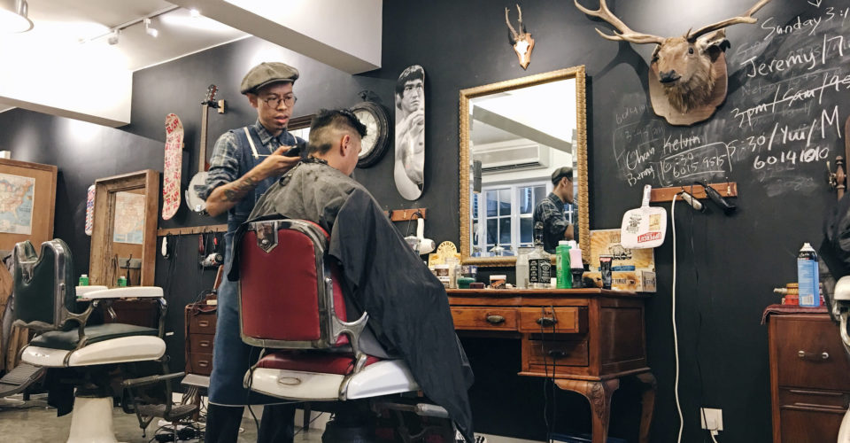 Try these cool HK barber shops and salons | The Loop HK