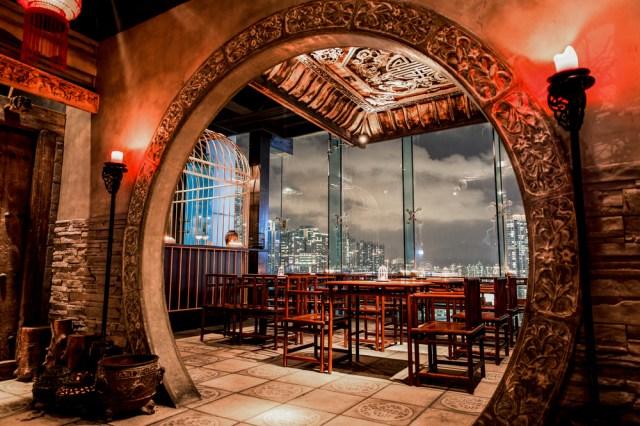 Resultado de imagen de hutong restaurant hong kong