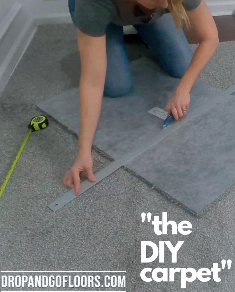 easiest diy flooring on the market