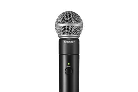Mxw2 Sm58 Handheld Transmitter With