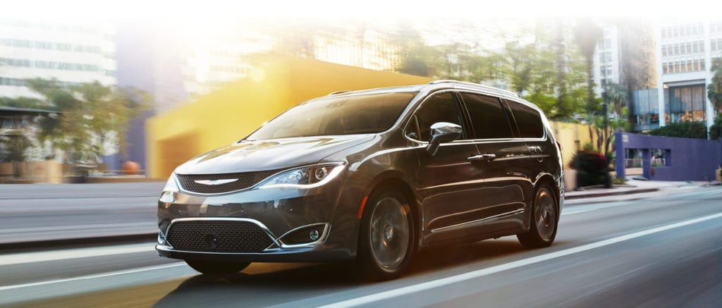 Chrysler Pacifica Pricing