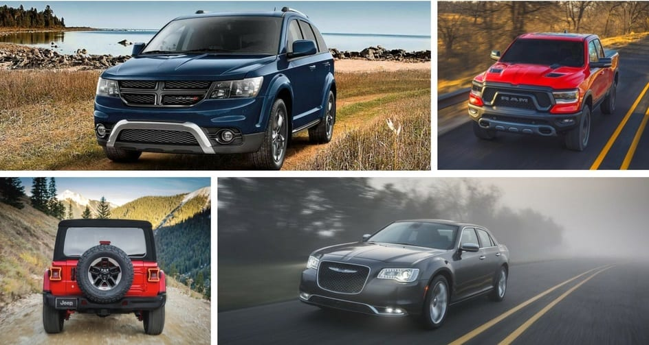 Who Owns Chrysler, Jeep, Dodge and Ram?