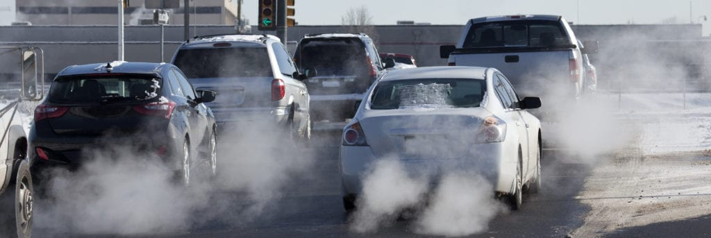 Car Pollution, Be a Part of the Change!