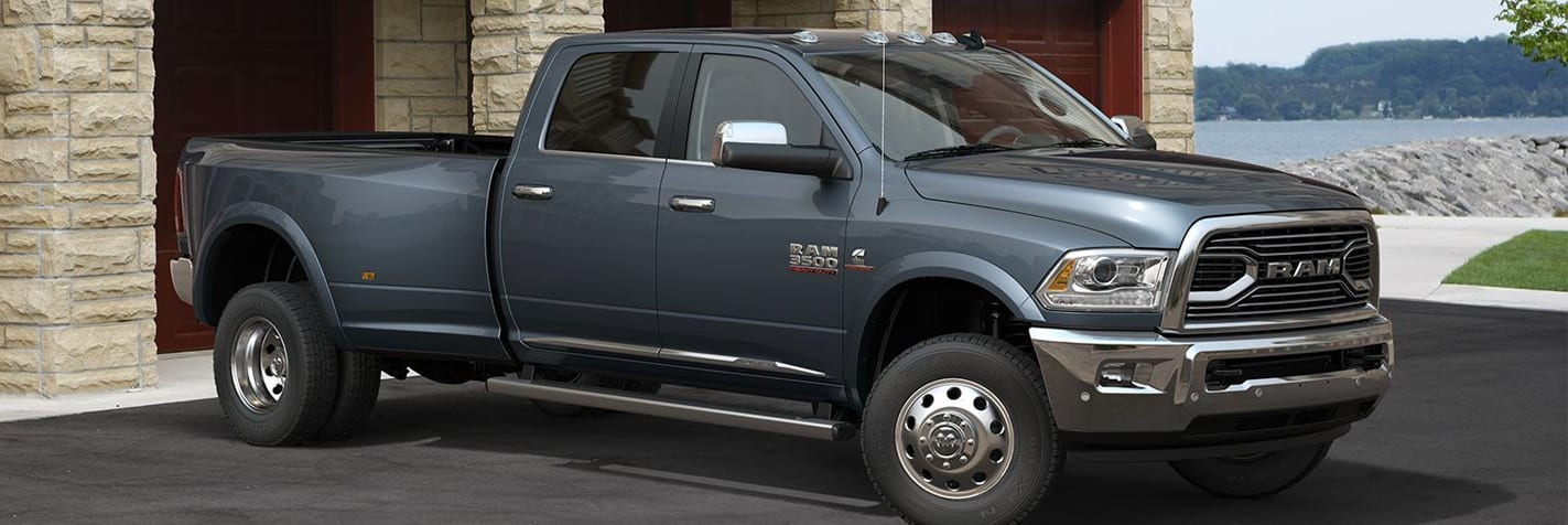 The 2018 RAM Chassis Cab