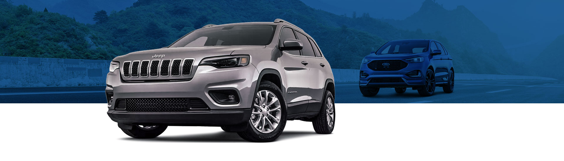 Jeep Cherokee Vs. Ford Edge