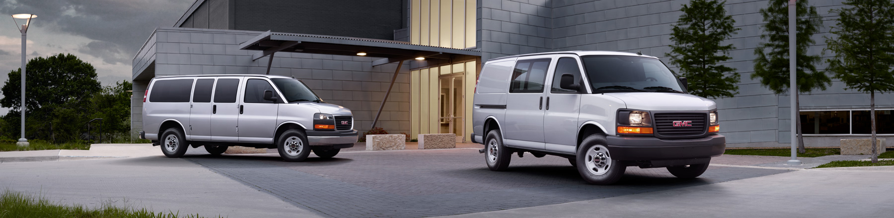 Used GMC Savana cargo vans in Edmonton, AB