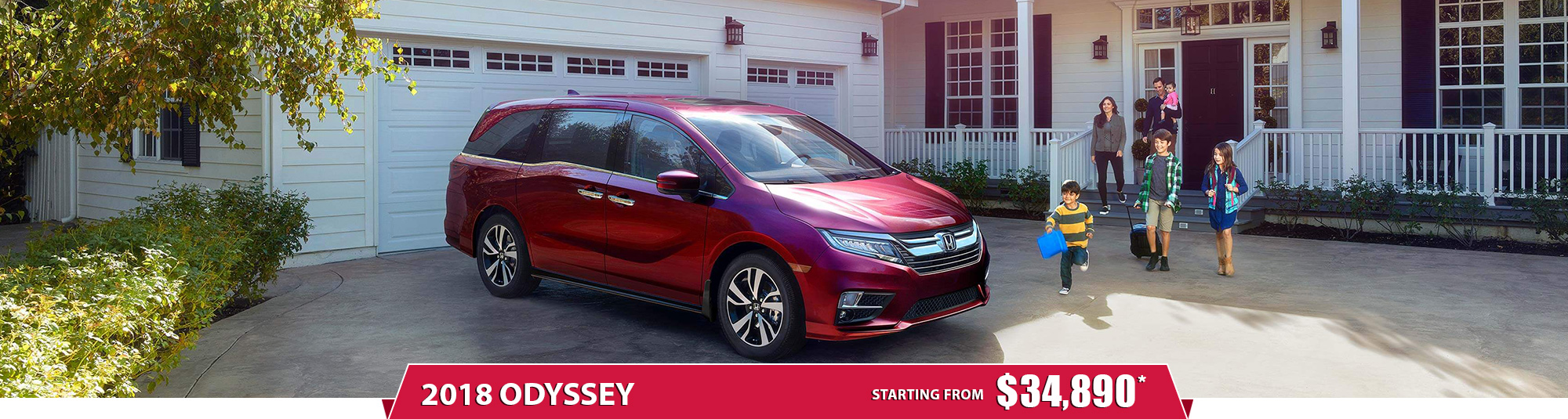 All The New 2018 Honda Odyssey