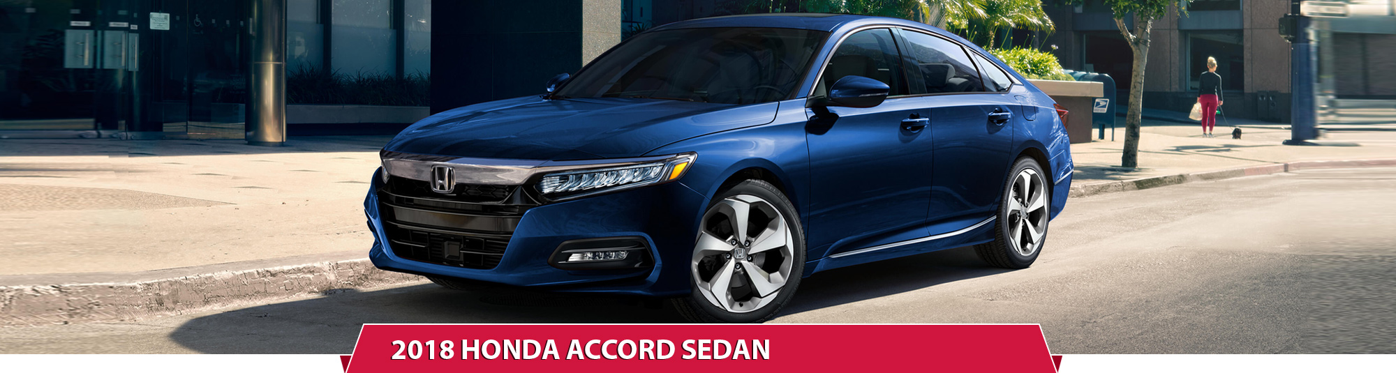 All The New 2018 Honda Accord Sedan