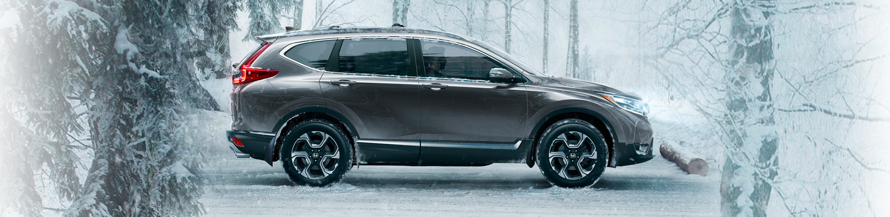 2019 honda cr-v from side profile