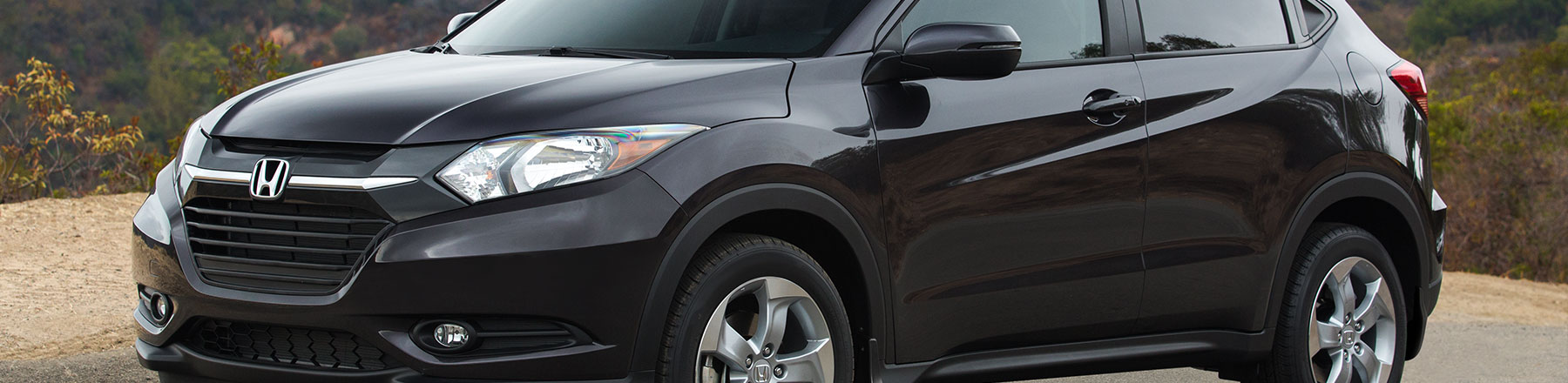 Learn about the all-new 2016 Honda HR-V crossover