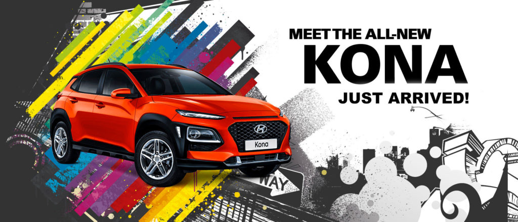 Meet the all-new KONA