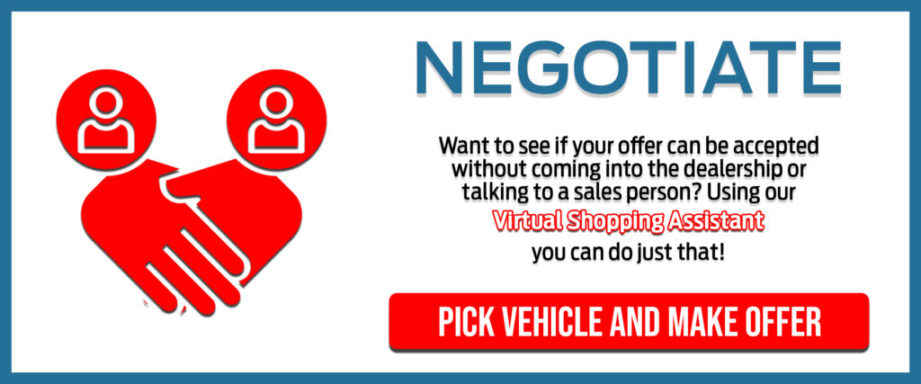 Negotiate Ford