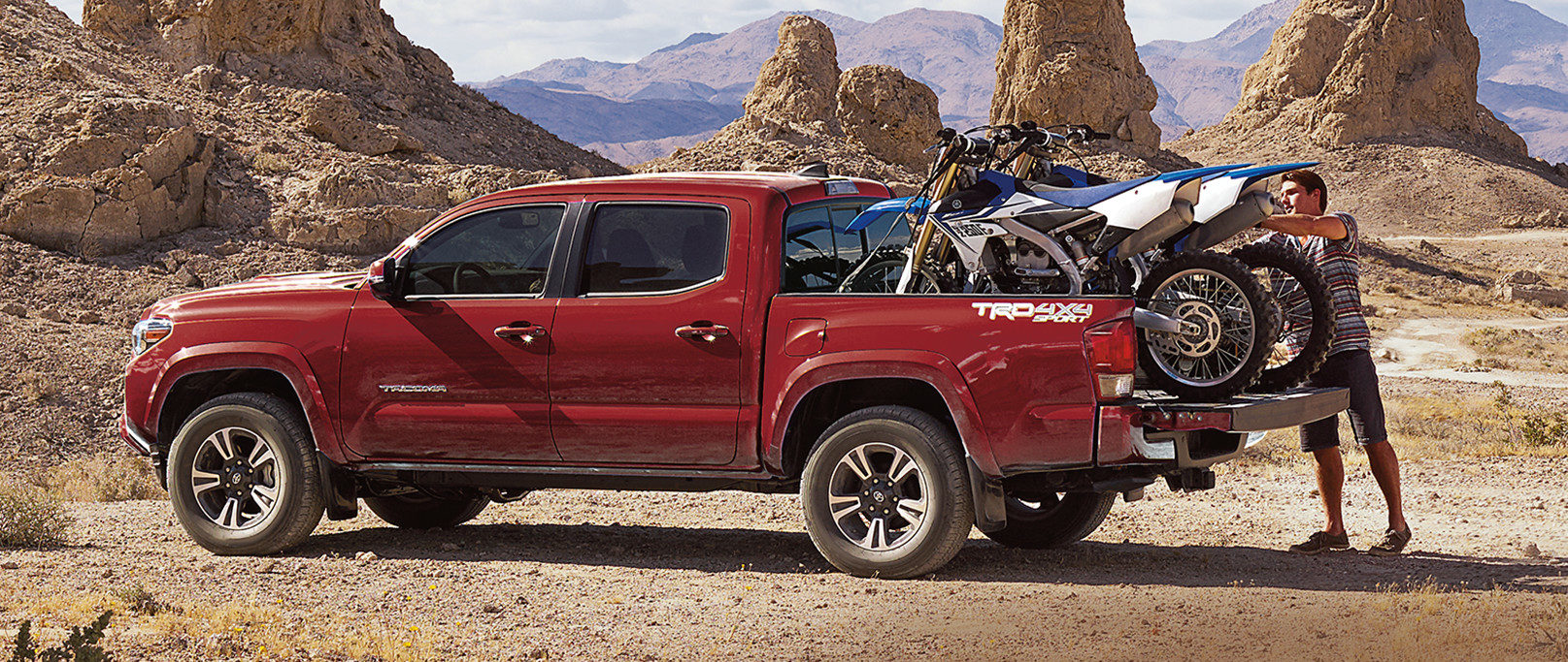 The 2019 Toyota Tacoma Pickup is Here! | Collingwood Toyota