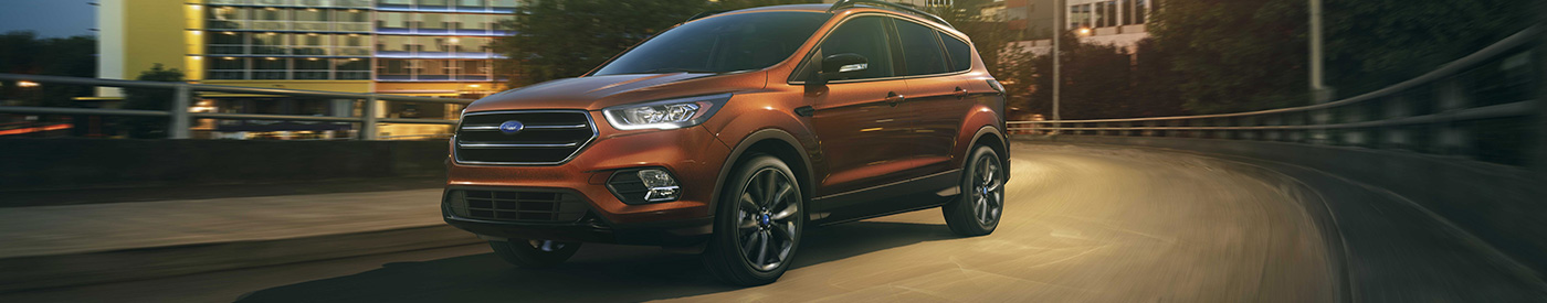 2017 Ford Escape model